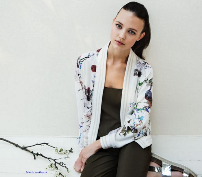 chaquetas kimono stradivarius
