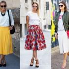 donde comprar faldas midi ni largas ni cortas