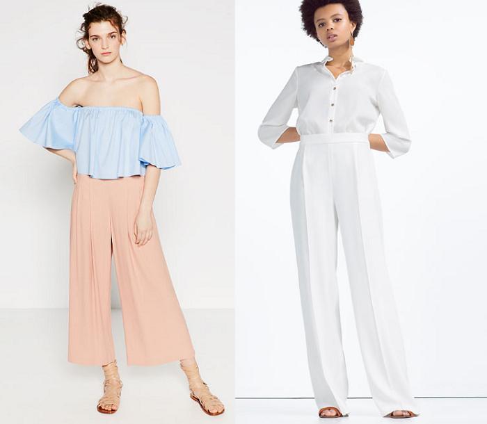 Guía de pantalones palazzo Zara 2016  El ancho de moda - RobaTendencias ae96381e9be6