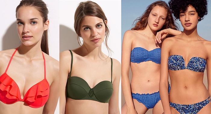 los bikinis oysho 2016 irresistibles para tostarse al sol