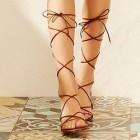 sandalias romanas altas 2016 baratas