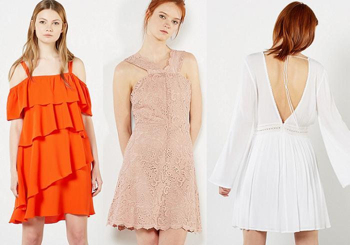 sfera primavera verano 2016 vestidos