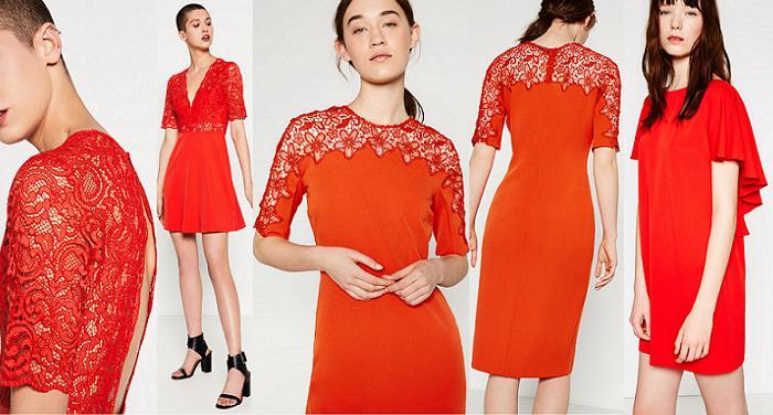 vestidos para ir a una boda baratos zara 2016