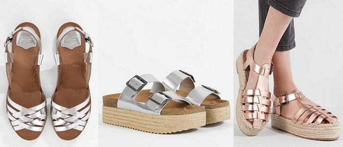 sandalias planas 2016 pull and bear baratas