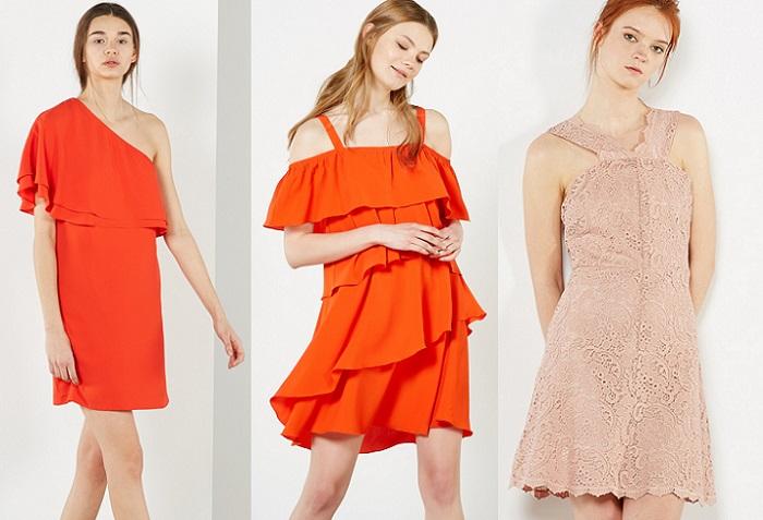 vestidos rebajas Sfera verano 2016