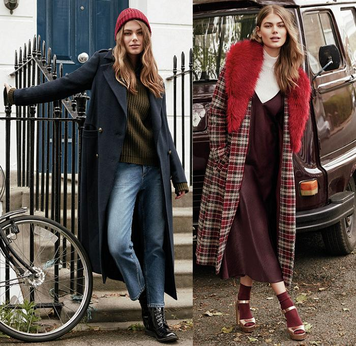 catalogo abrigos primark otoño invierno 2016 2017