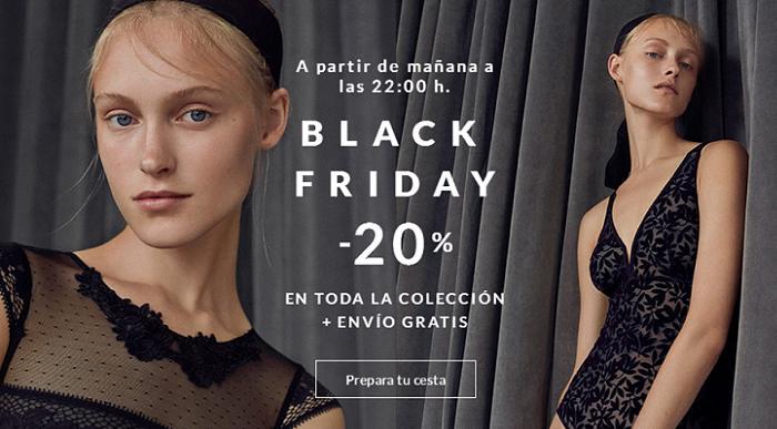 Zara adelanta el Black Friday en su tienda online. Oysho, Massimo Dutti y cía también