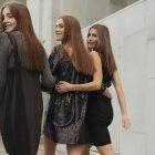 amichi vestidos de fiesta