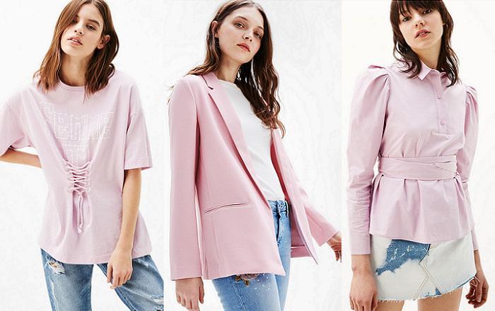 10 tendencias de la primavera 2017 rosa pastel