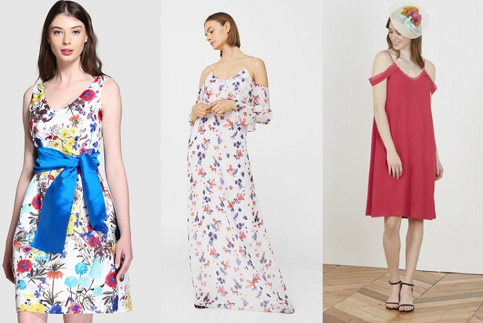 tendencias en vestidos para invitadas