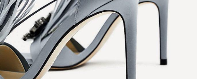 12 sandalias de zara para bodas seras la invitada perfecta