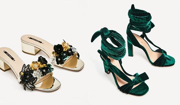 12 zapatos de zara para bodas seras la invitada perfecta