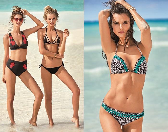 Tendencias bikinis 2017