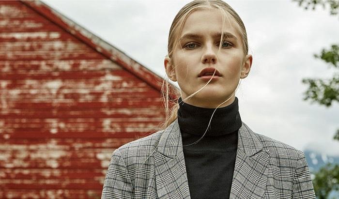 ropa stradivarius otoño invierno 2017 2018 moda